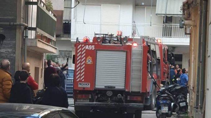 Νεκρή γυναίκα από πυρκαγιά στο διαμέρισμά της