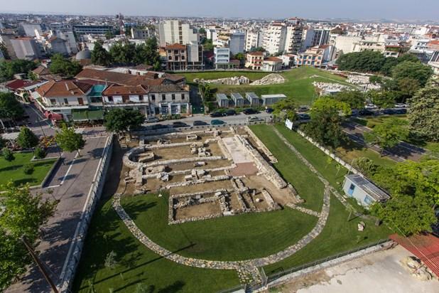 Λάρισα: Επαναλειτουργούν οι ανοιχτοί αρχαιολογικοί χώροι