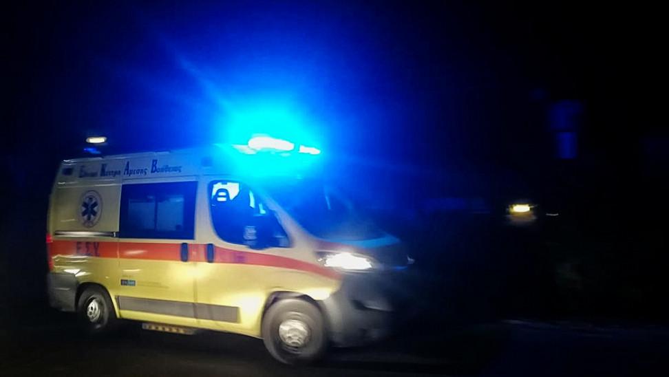 Τροχαίο με 7 τραυματίες
