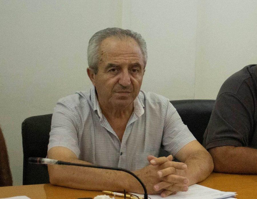 """Λάρισα: Θλίψη, """"έφυγε"""" ο Νίκος Τριανταφύλλου - Υπήρξε αντιδήμαρχος Φαρσάλων αλλά και Πρόεδρος στην κοινότητα Διλόφου"""