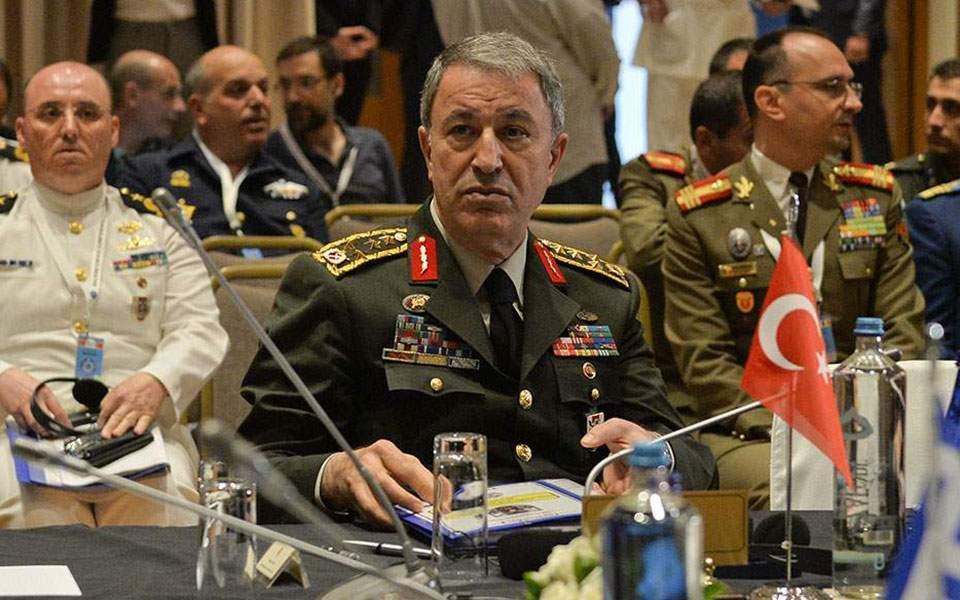 Ελληνοτουρκική συνάντηση στην Αγκυρα προανήγγειλε ο Ακάρ