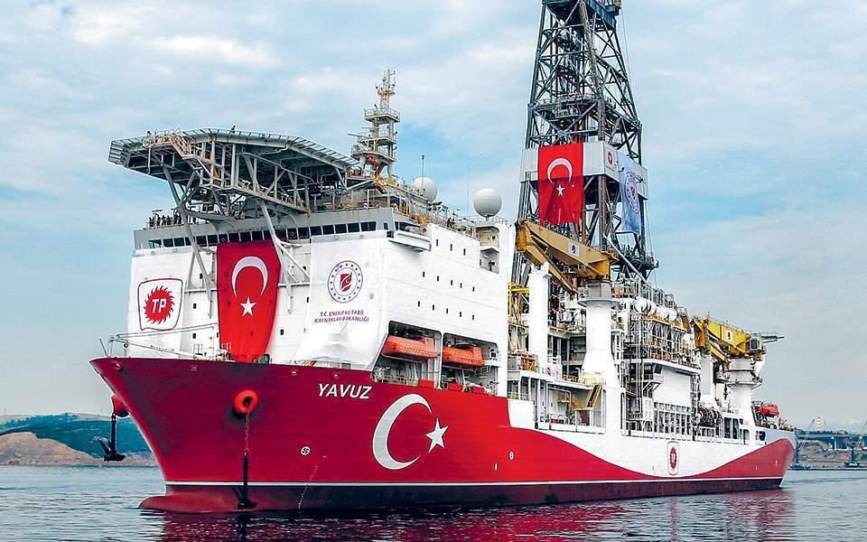 Γερμανικό ΥΠΕΞ: «Λάθος μήνυμα» η ανακοίνωση της Αγκυρας για γεωτρήσεις νότια της Κύπρου
