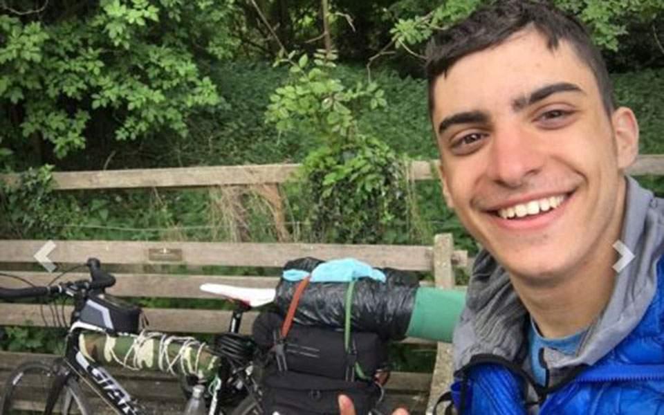 Σκωτία - Αθήνα σε 48 ημέρες πάνω σε ένα ποδήλατο λόγω καραντίνας