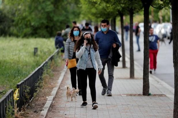 Λάρισα: Μάσκα παντού και