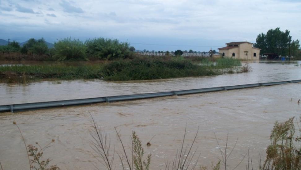 Σήμερα οι πληρωμές προκαταβολών ύψους 26 εκ. ευρώ για τις ζημιές από τον «Ιανό»
