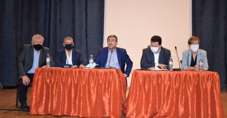 Γεωπονικός Σύλλογος Ν. Λάρισας: 1/Δ.Τ. - Συνάντηση εργασίας για την διαχείριση κενών συσκευασιών φυτοφαρμάκων