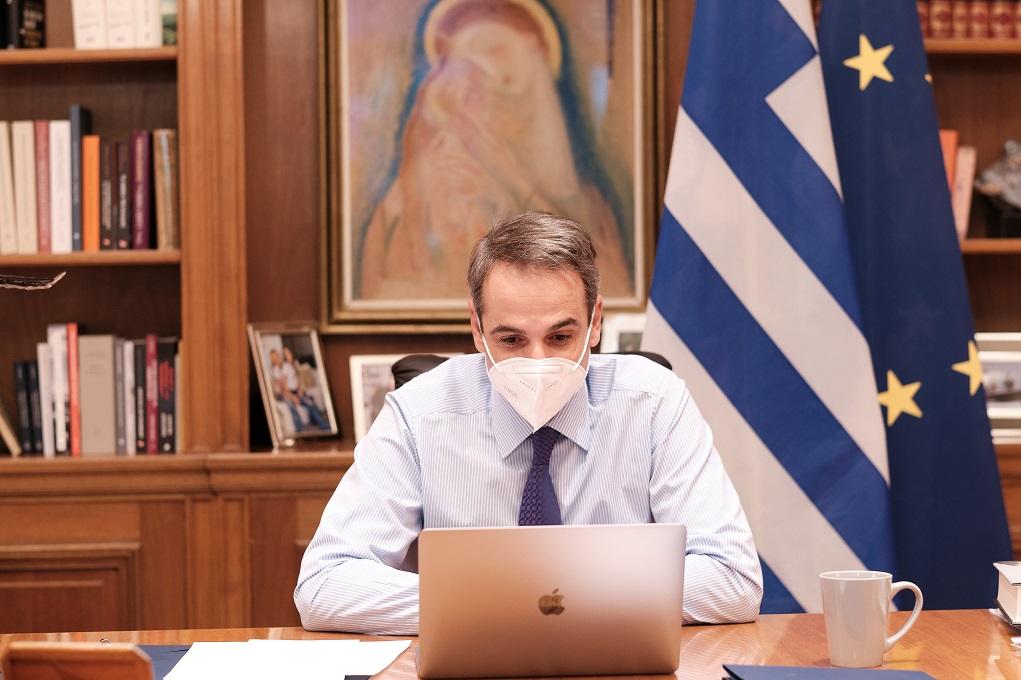 Κ. Μητσοτάκης: Οριακά καλύτερη η κατάσταση – Δεδομένα και όχι ημερομηνίες