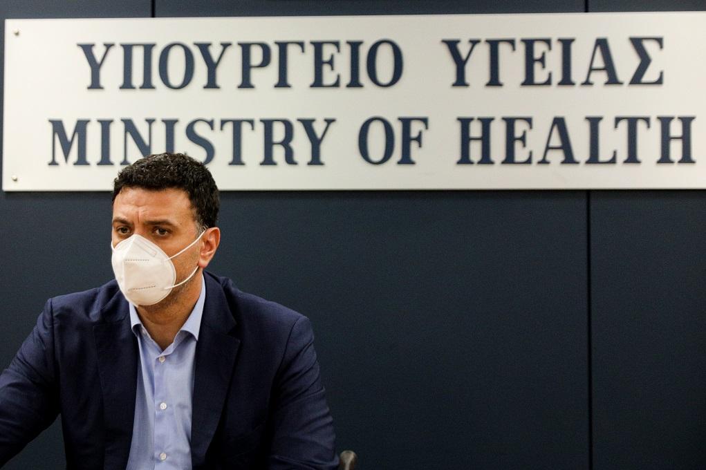 Κικίλιας: Αυτά τα Χριστούγεννα θα είναι ξεχωριστά. Όλη η Ελλάδα έχει υψηλό ιικό φορτίο