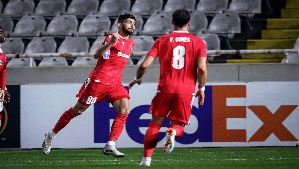Αποκλείστηκε στη Κύπρο ο ΠΑΟΚ-Ήττα 2-1 από την Ομόνοια