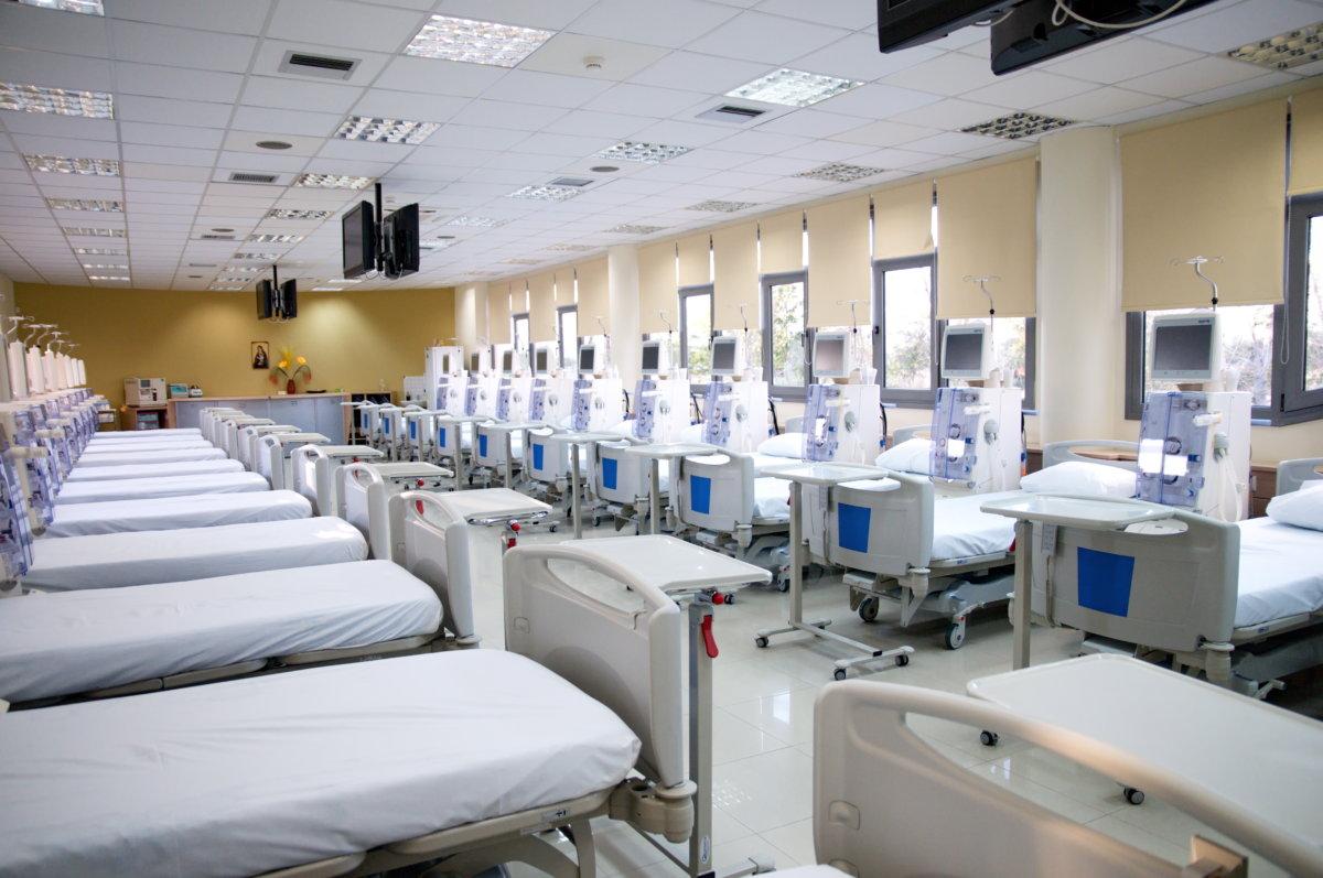 Γενική Κλινική Πατσίδης: Τηρούμε απαρέγκλιτα και αυστηρά τα υγειονομικά πρωτόκολλα