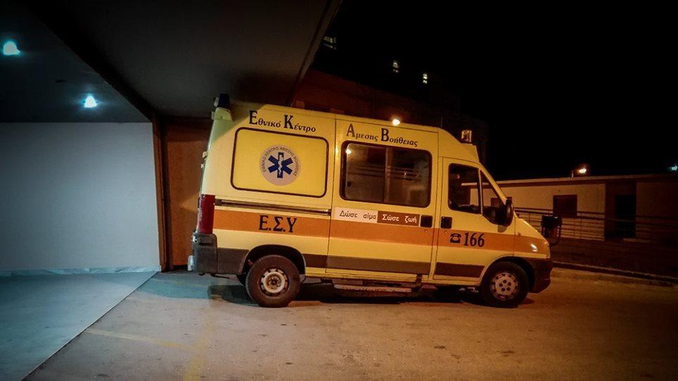 Νεκρός 66χρονος σε τροχαίο στην Παλαιά Εθνική Οδό Καρδίτσας – Λάρισας