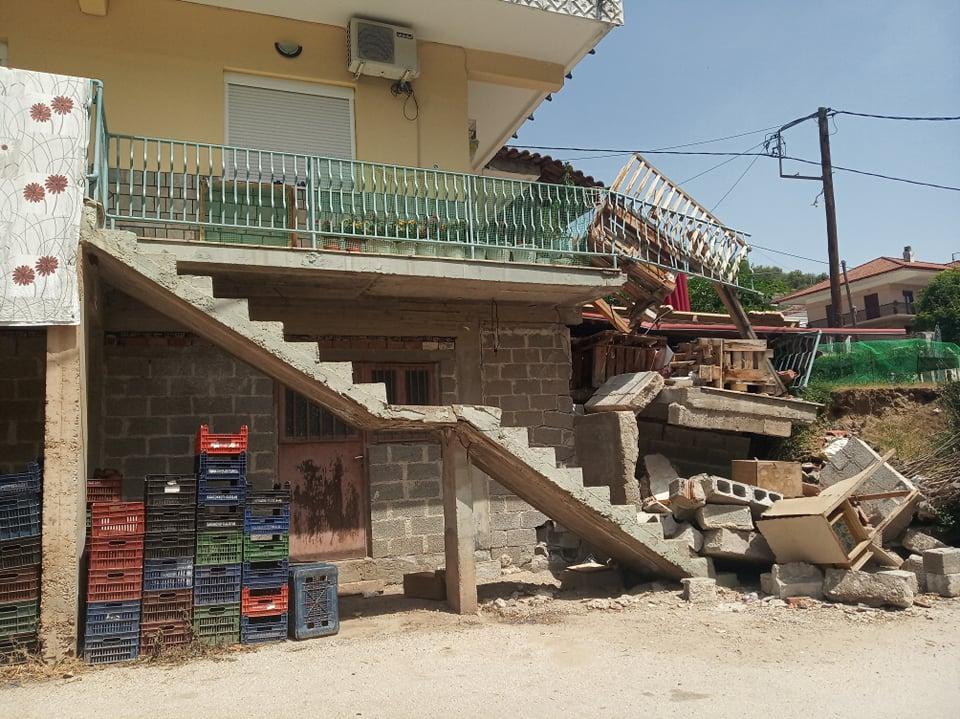 Τι λέει ο Αθ. Γκανάς για τη χθεσινή σεισμική δόνηση στην Ελασσόνα