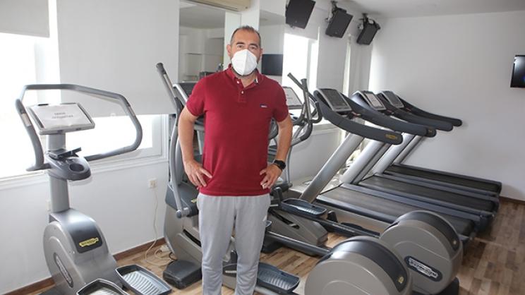 Επέστρεψαν χαμόγελα και αισιοδοξία στα γυμναστήρια της Λάρισας