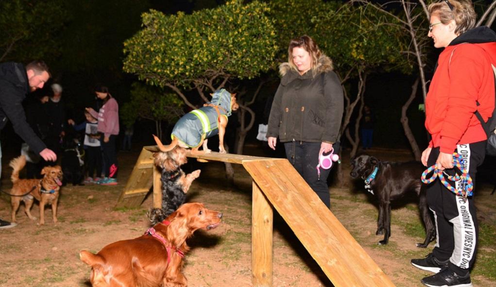 Πάρκα σκύλων δημιουργεί ο Δήμος Χαλανδρίου