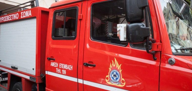 Πυρκαγιά σε δασική έκταση στο Λαύριο – Δεν κινδυνεύει κατοικημένη περιοχή