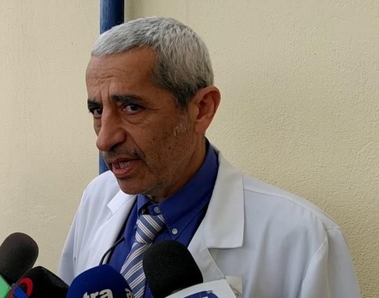 Λάρισα-Βασιλόπουλος: Δεν υπάρχουν εμβολιασμένοι σε ΜΕΘ λόγω μετάλλαξης Δέλτα