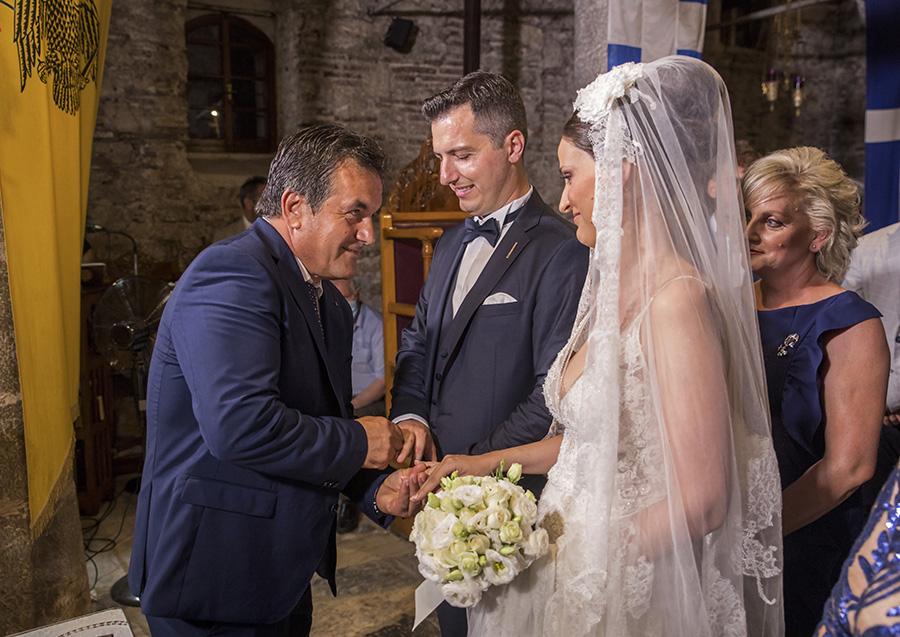 Παντρεύτηκε ο Βαγγέλης Ρομπιές