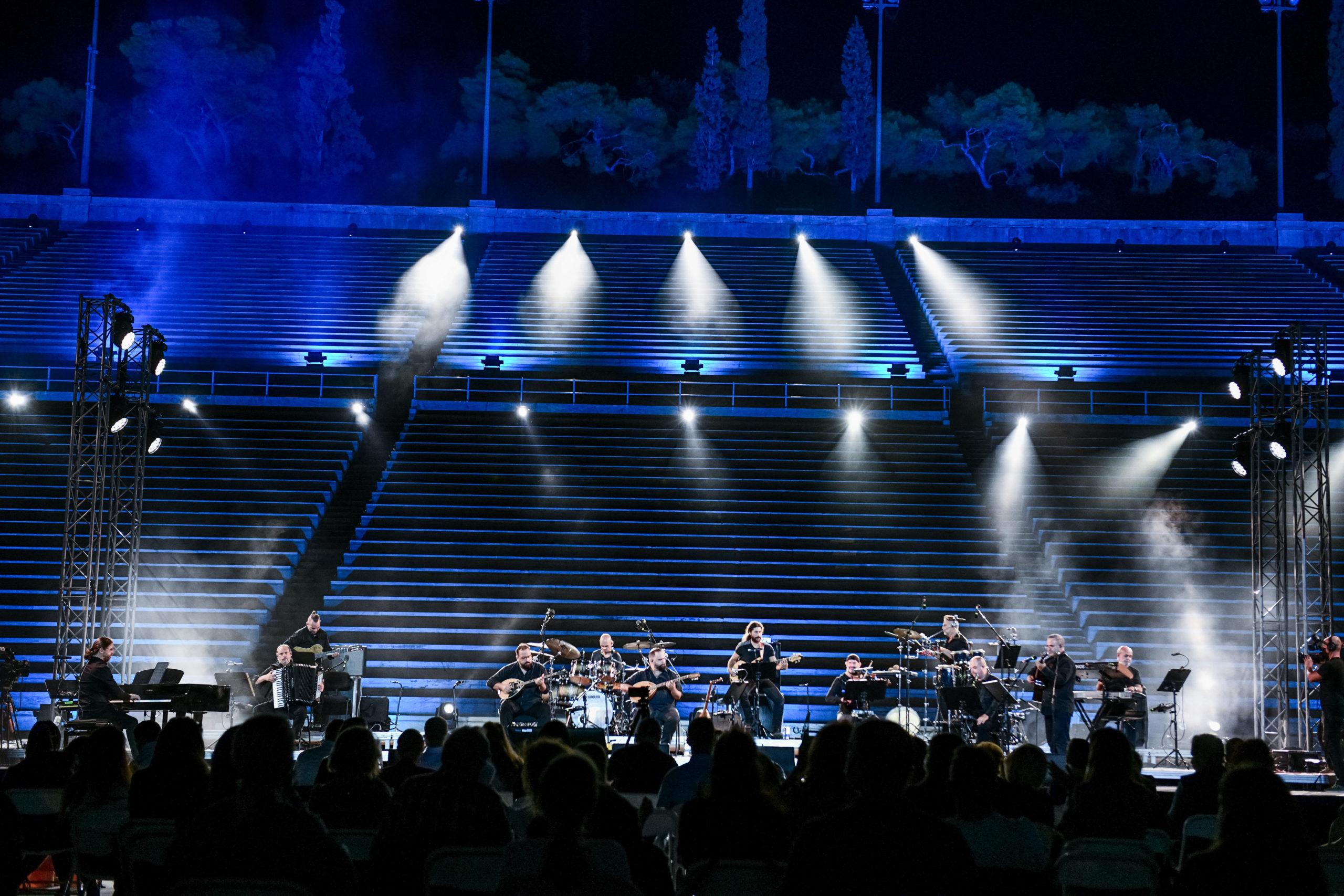 «Μένουμε Όρθιοι»: Συναυλία για την ενίσχυση των πυρόπληκτων της Εύβοιας