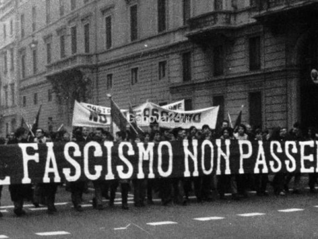 30 GIUGNO 1960: GENOVA, LA SUPERBA E ANTIFASCISTA