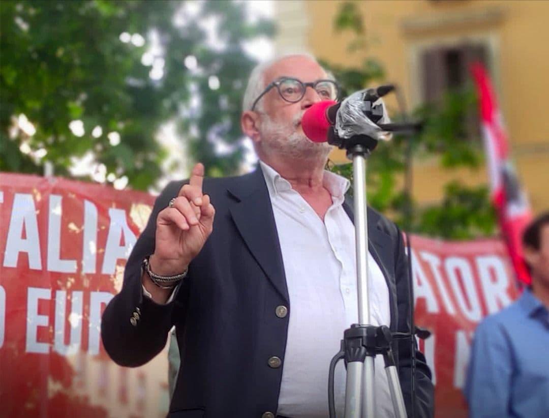 Claudio politico, compagno, comunista