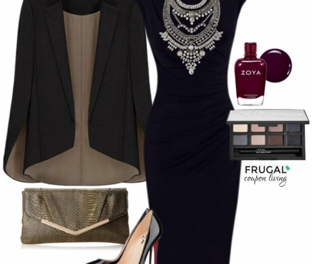 How To Wear The Little Black Dress At
