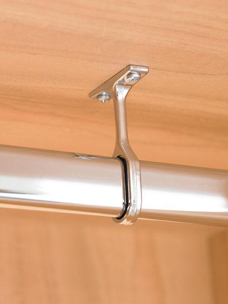 Bedroom Storage Oval Hanging Rails Lark Amp Larks