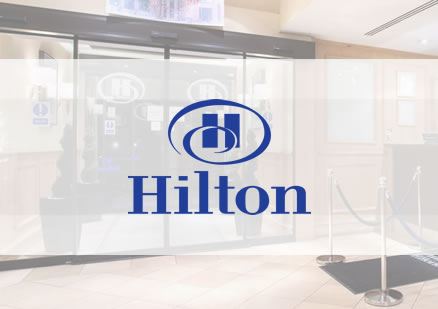 Larmer Brown Case Study - Hilton Hotels