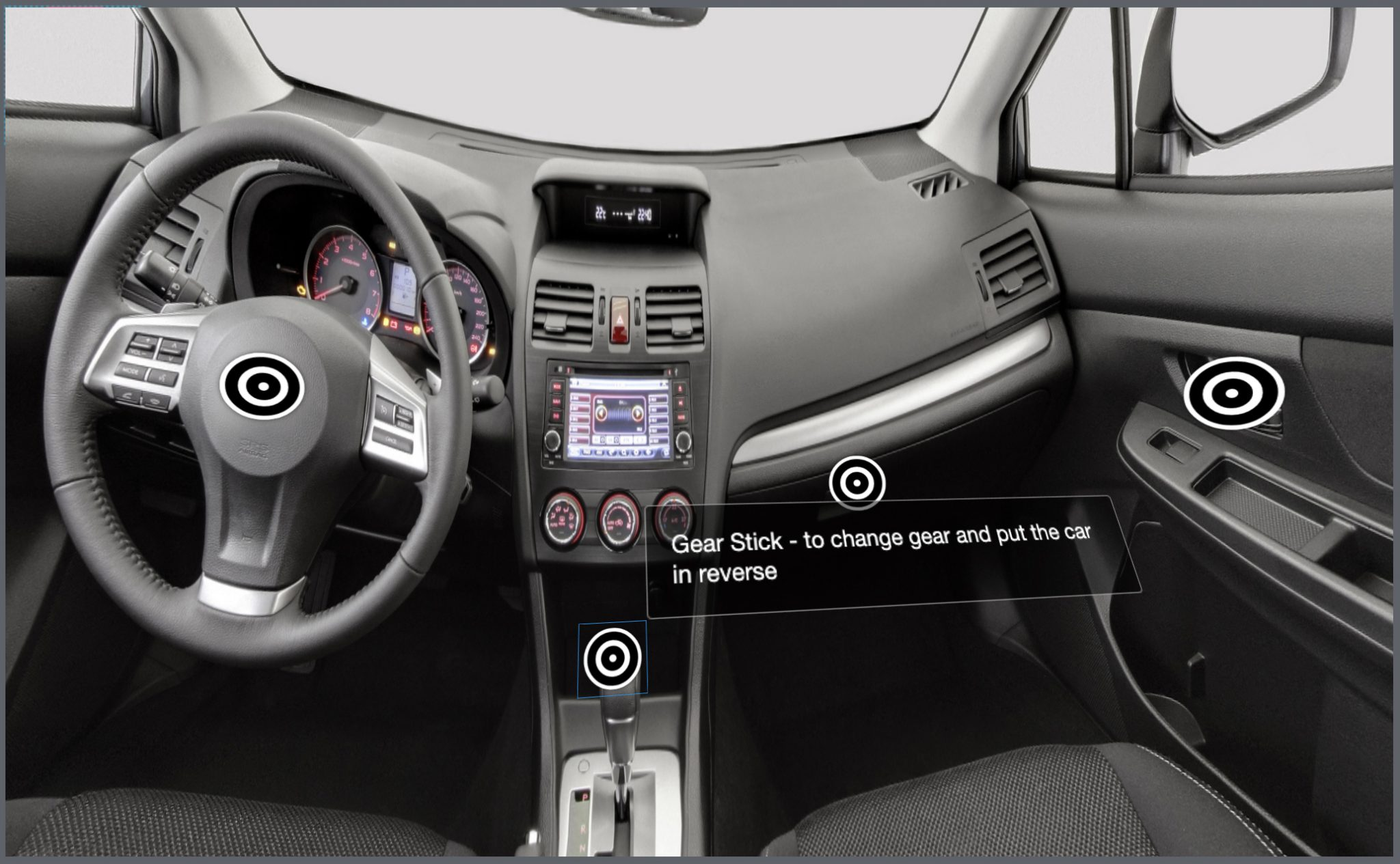 Adobe Captivate VR experience
