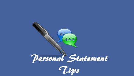 17 Tips On How To Write A Good Personal Statement