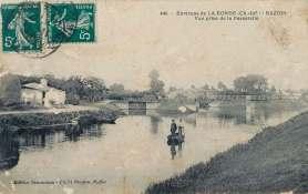 La-Ronde-446-Bazoin-carte-postale-1910