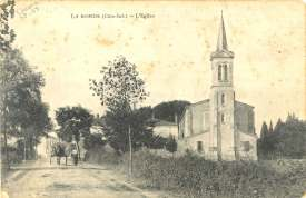 La-Ronde-eglise-carte-postale-1939-45