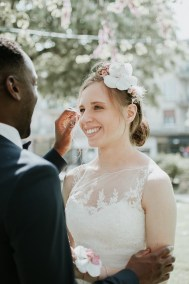 Mariage V&C mariée
