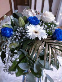 L&B composition florale