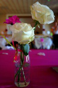 Mariage C&G décoration table
