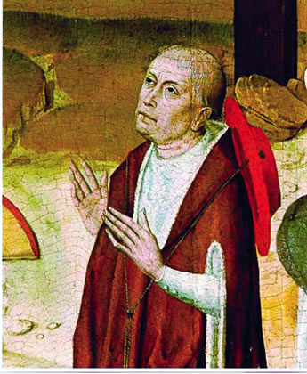 "Nicholas of Cusa, the great ""polymath"" behind the ecumenical Council of Florence, is the founder of modern science."