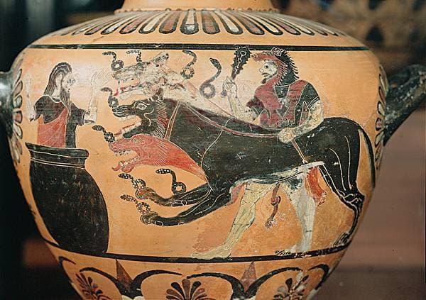Encyclopdie Larousse En Ligne Mythologie Grecque
