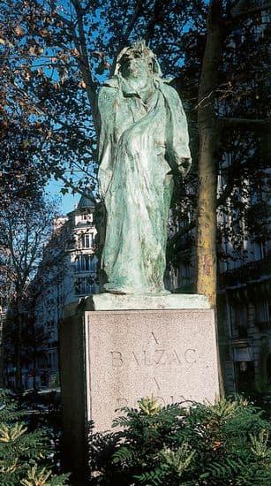 Auguste Rodin, <i>Balzac</i>