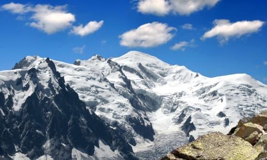 massif du mont blanc larousse