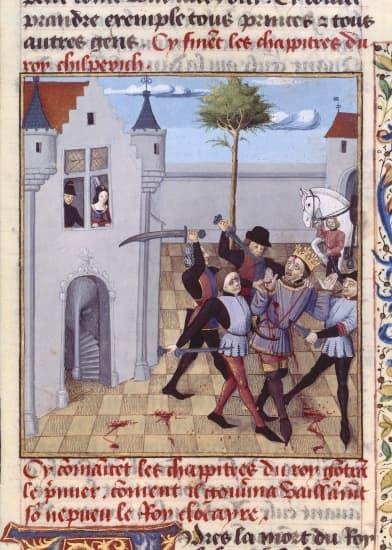 Encyclopdie Larousse En Ligne Chilpric Ier
