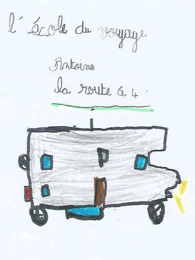 Ecole en voyage