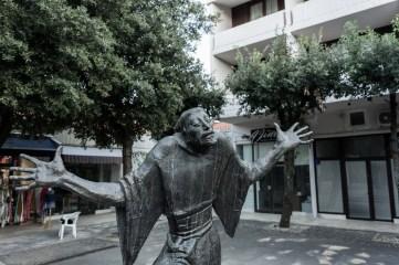 Statue, Babin Kuk