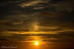 Couché de soleil à Kourouta