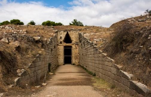 Tombeau de Clytemnestre - Mykinès