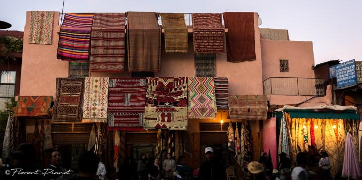 Tapis - Souks de Marrakech