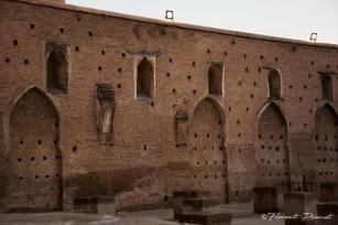 Mur de l'ancienne Koutoubia - Marrakech