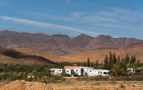 Camping à Taliouine