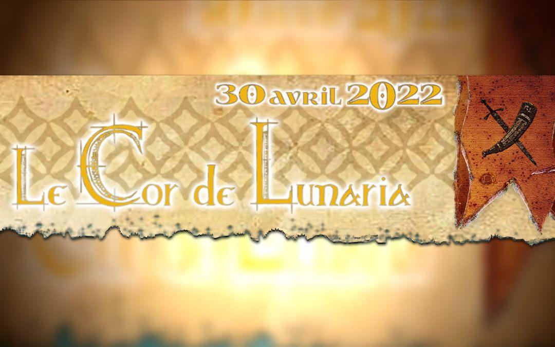 Le cor de Lunaria – La forêt d'Ilis