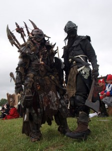 Larp Orcs