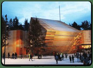 L'Aquila, Auditorium del Parco