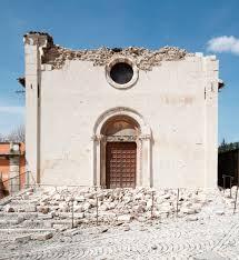Restauro Chiesa di San Vito alla Rivera L'Aquila